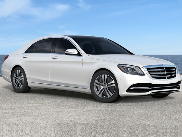 2019 Mercedes-Benz S 450 Sedan - Special Offer