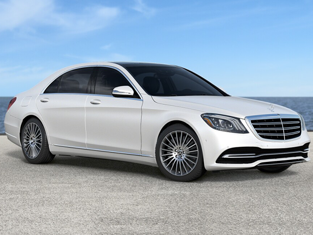 2019 Mercedes-Benz S 560 Sedan - Special Offer