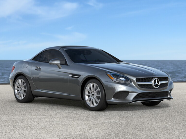 2019 Mercedes-Benz SLC 300 Roadster - Special Offer
