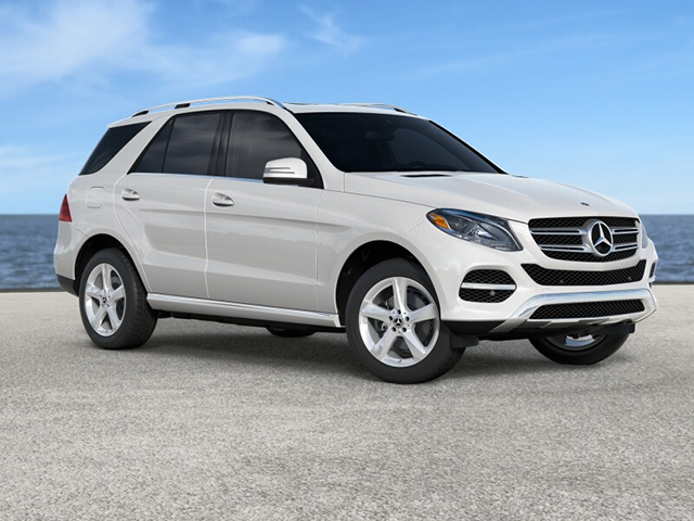 2019 Mercedes-Benz GLE GLE 400 4MATIC SUV