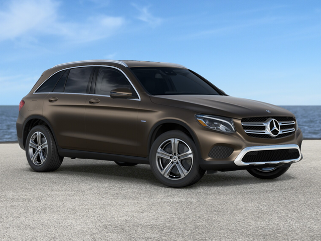 2019 Mercedes-Benz GLC 350e 4MATIC SUV - Special Offer