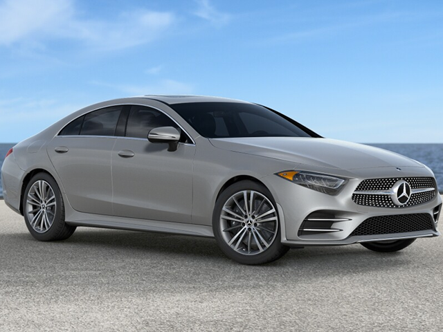 2019 Mercedes-Benz CLS CLS 450 4MATIC Coupe