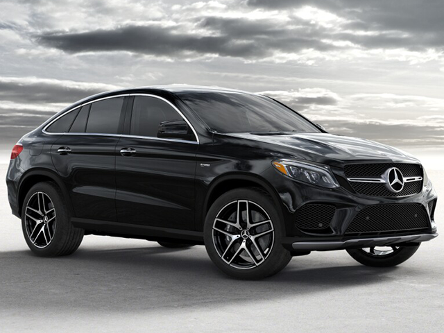 2019 Mercedes-Benz GLE AMG GLE 43 Coupe