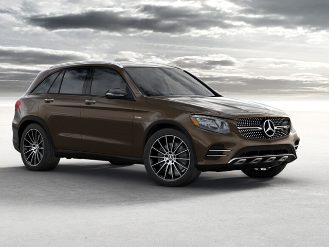 2019 Mercedes-Benz AMG GLC 43 SUV - Special Offer