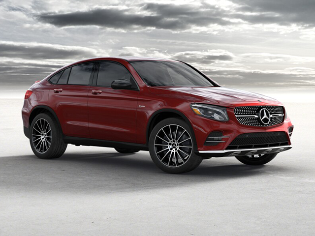 2019 Mercedes-Benz GLC AMG GLC 43 Coupe