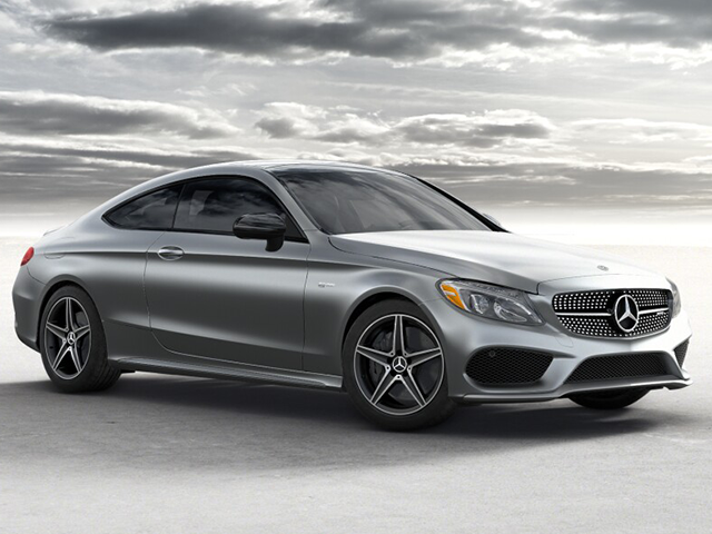2019 Mercedes-Benz AMG C 63 Coupe - Special Offer