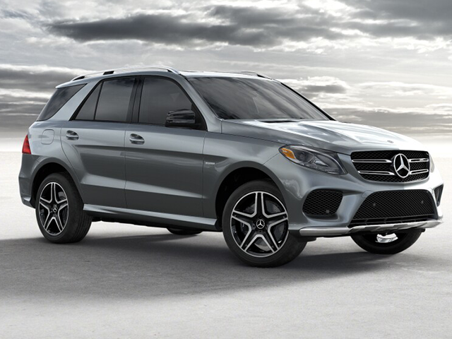 2019 Mercedes-Benz AMG GLE 43 SUV - Special Offer
