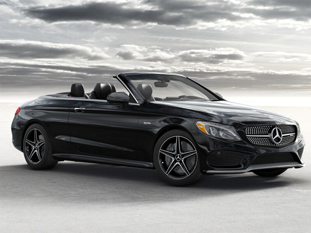 2019 Mercedes-Benz AMG C 43 Cabriolet - Special Offer