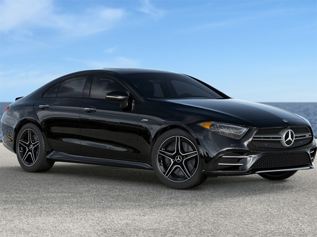 2019 Mercedes-Benz CLS AMG CLS 53 S Coupe