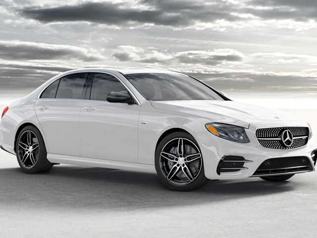 2019 Mercedes-Benz AMG E 53 Sedan - Special Offer