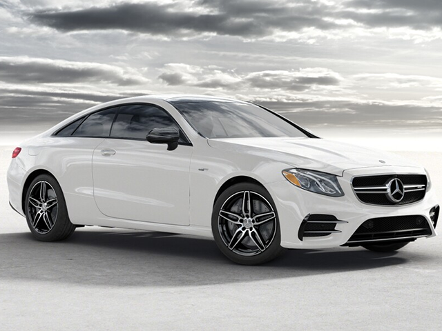 2019 Mercedes-Benz AMG E 53 Coupe - Special Offer