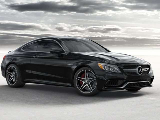 2019 Mercedes-Benz AMG C 63 S Coupe - Special Offer