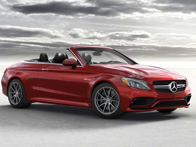 2019 Mercedes-Benz AMG C 63 Cabriolet - Special Offer