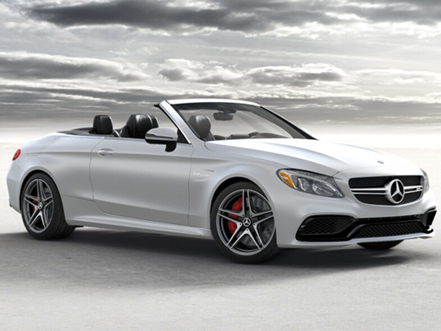 2019 Mercedes-Benz AMG C 63 S Cabriolet - Special Offer