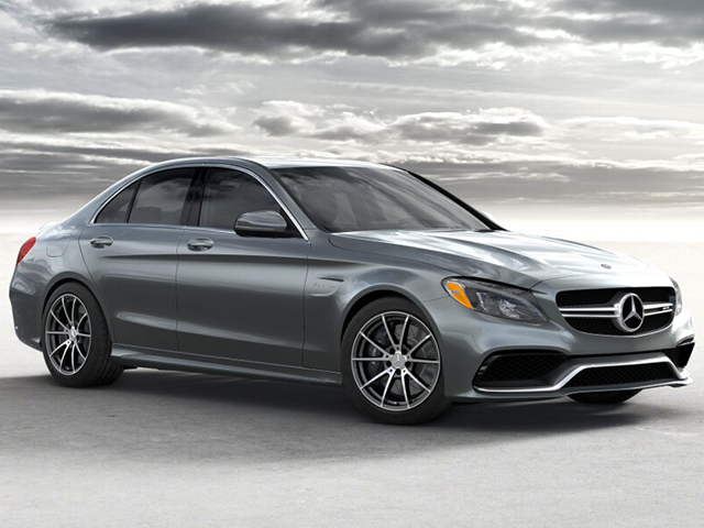 2019 Mercedes-Benz AMG C 63 Sedan - Special Offer