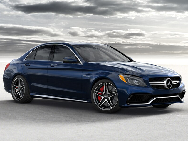 2019 Mercedes-Benz AMG C 63 S Sedan - Special Offer