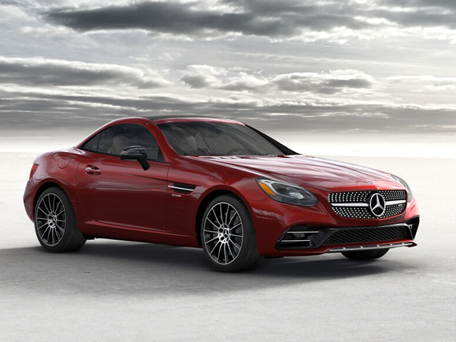 2019 Mercedes-Benz AMG SLC 43 Roadster - Special Offer