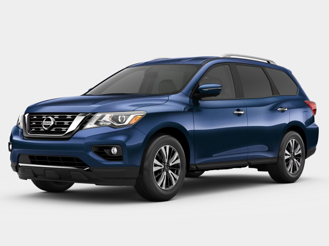 2019 Nissan 4x4 S - Special Offer