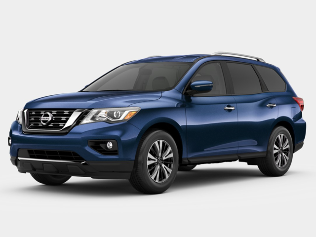 2019 Nissan 4x4 SV - Special Offer