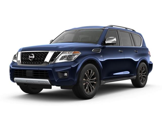 2019 Nissan Platinum 4WD - Special Offer