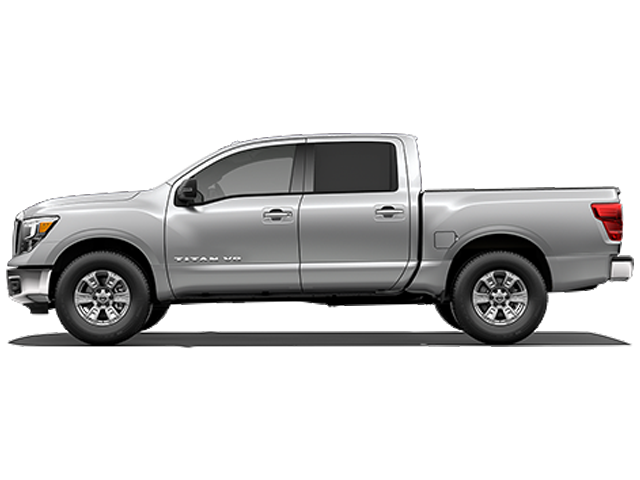 2019 Nissan SV Crew Cab 4x4 - Special Offer