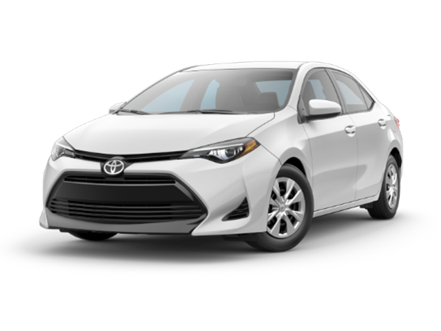 2019 Toyota L CVT - Special Offer