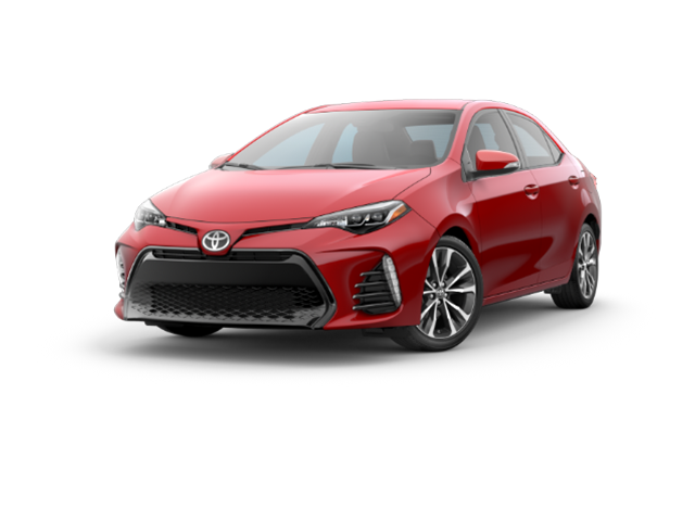2019 Toyota SE CVT - Special Offer