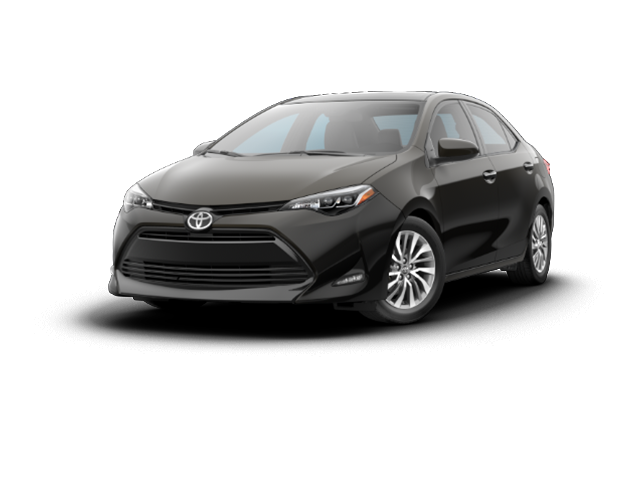 2019 Toyota XLE CVT - Special Offer