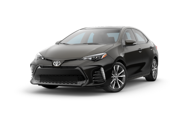 2019 Toyota XSE CVT - Special Offer