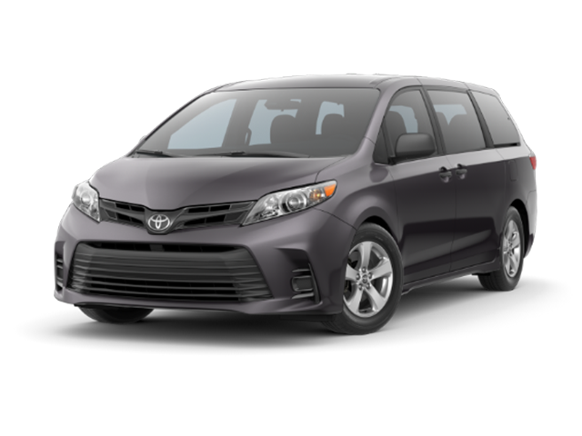 2019 Toyota L FWD 7-Passenger - Special Offer