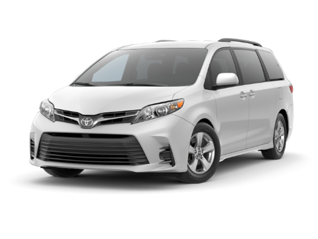 2019 Toyota LE AWD 7-Passenger - Special Offer