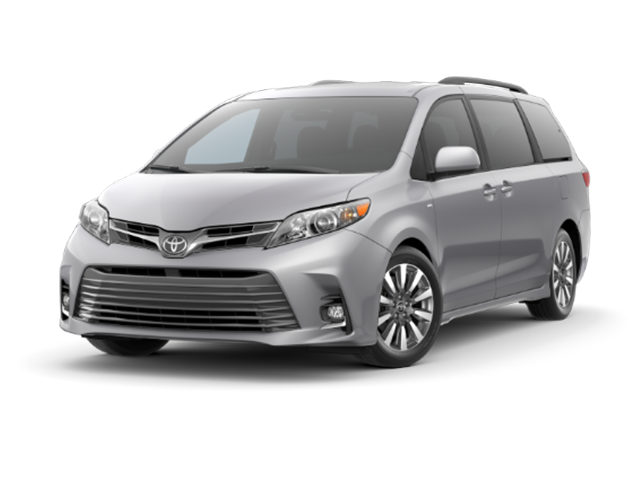2019 Toyota XLE AWD 7-Passenger - Special Offer