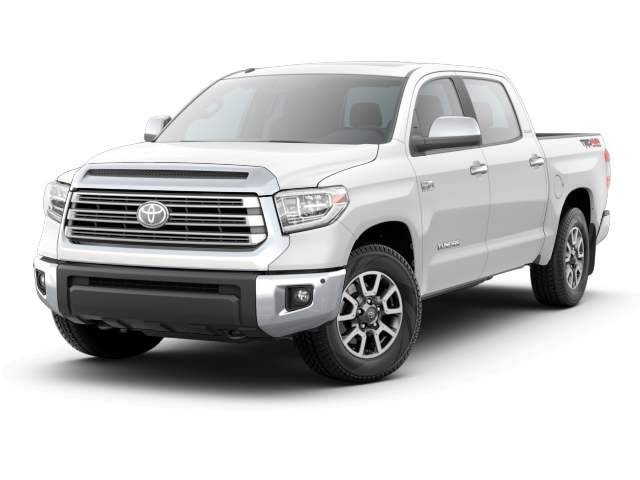 2019 Toyota Limited CrewMax 5.7L V8 4WD - Special Offer