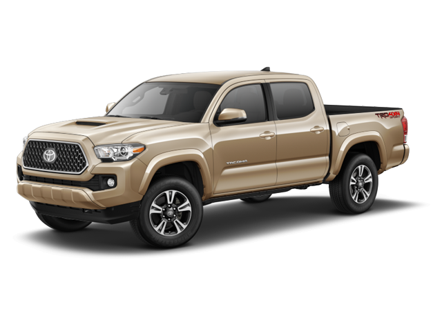 2019 Toyota TRD Sport Double Cab 5ft Bed V6 AT 4WD - Special Offer