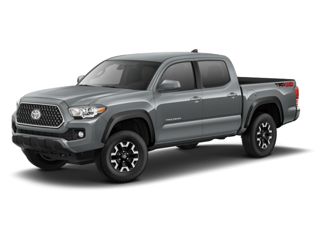 2019 Toyota TRD Off Road Double Cab 5ft Bed V6 AT 4WD - Special Offer