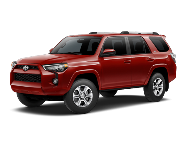 2019 Toyota SR5 4WD - Special Offer