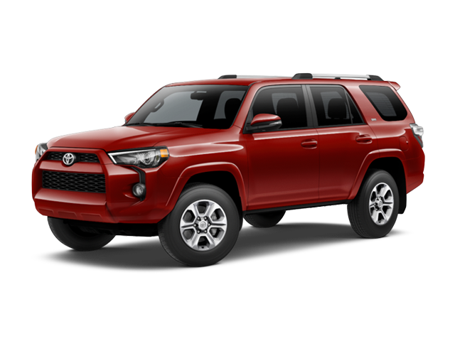 2019 Toyota SR5 Premium 4WD - Special Offer