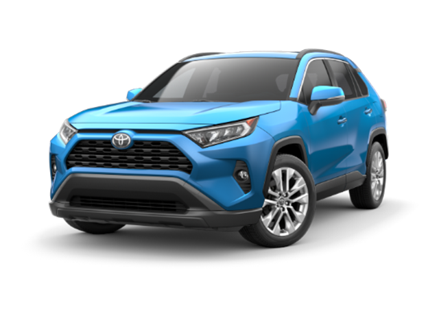 2019 Toyota XLE Premium AWD - Special Offer