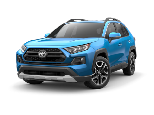 2019 Toyota Adventure AWD - Special Offer