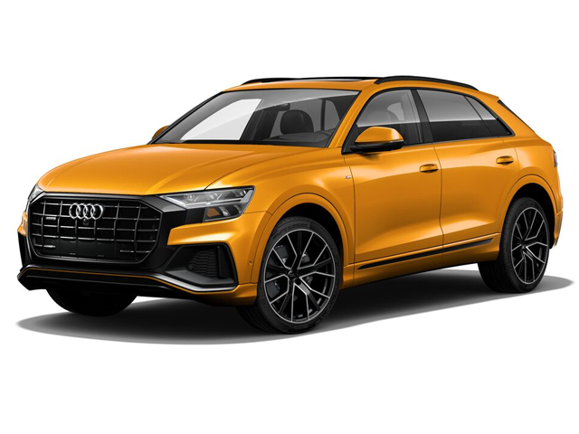 2019 Audi Q8 - Special Offer