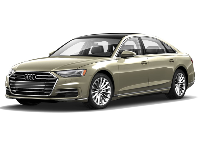 2019 Audi A8 - Special Offer