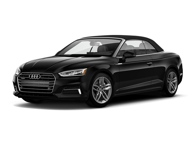 2019 Audi A5 Cabriolet - Special Offer