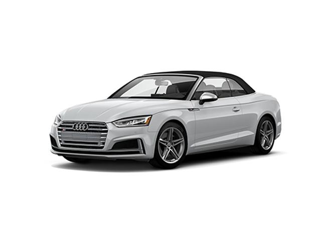 2019 Audi S5 Cabriolet - Special Offer