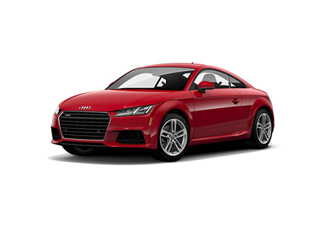 2019 Audi TT Coupe - Special Offer