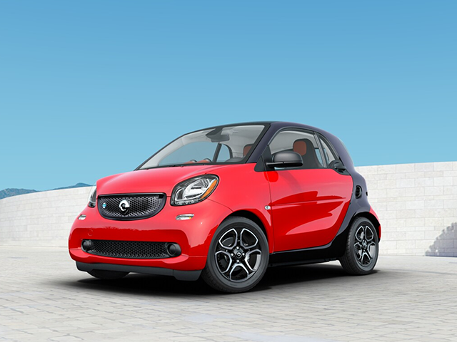 2019 Smart passion coupe - Special Offer