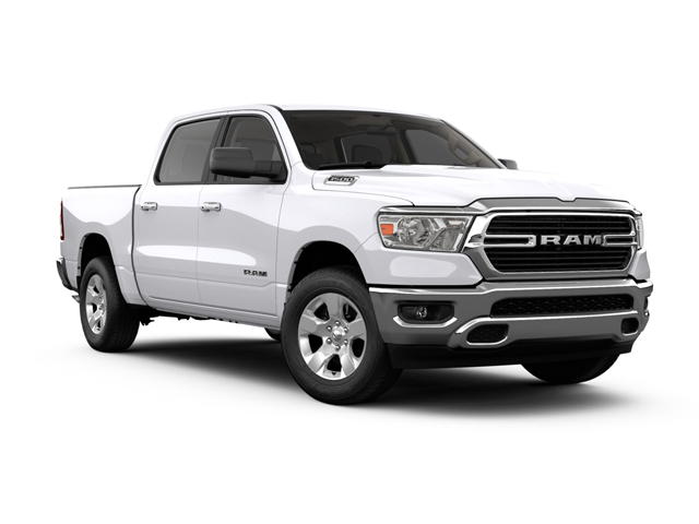 2019 Ram 1500 Big Horn Crew Cab Short Box 4X4