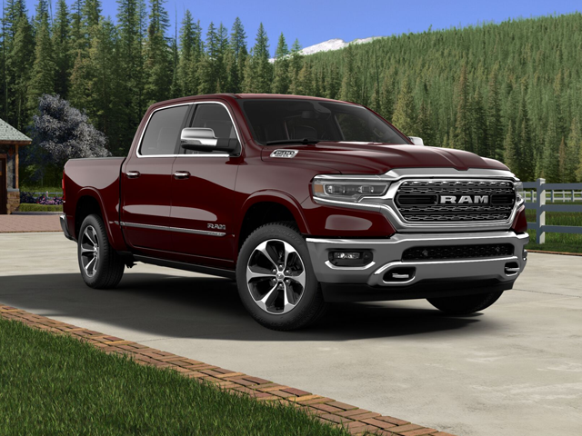 2019 Ram 1500 Limited Crew Cab Short Box 4X4