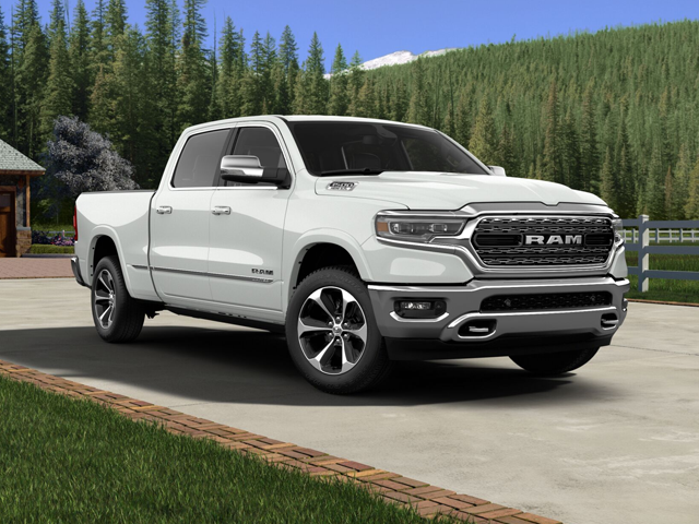 2019 Ram Limited Crew Cab Standard Box 4X4 - Special Offer