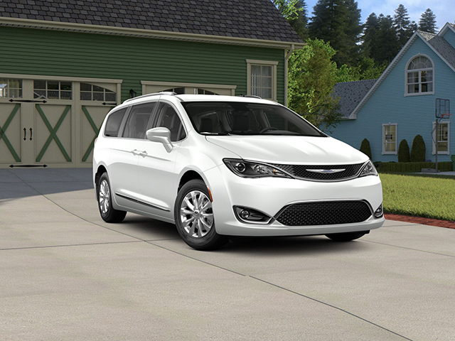 2019 Pacifica