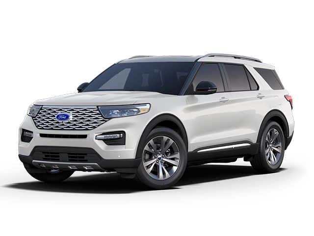 2020 Ford Platinum 4WD - Special Offer